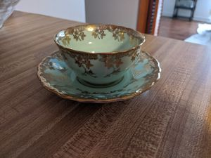 Paragon fine bone English china tea cup and saucer for Sale in Joelton, TN