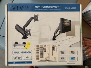 Vivo dual monitor stand for Sale in Milpitas, CA