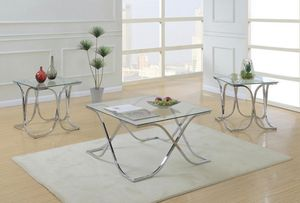 3 Pcs Coffe table and 2 Ends Tables for Sale in North Miami Beach, FL