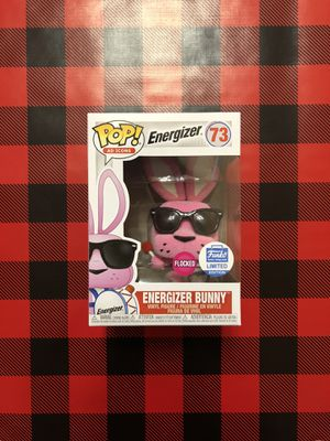 Energizer Bunny Flocked Funko Shop Exclusive #73 Funko POP! for Sale in Milpitas, CA