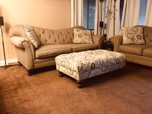 Timeless collection sofa set for Sale in Paramus, NJ