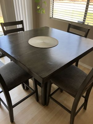 Square kitchen table for Sale in Ontario, CA