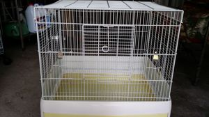 Small parrot cage good for cockatiel for Sale in Land O Lakes, FL