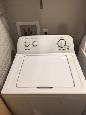 Amana Washer and Dryer for Sale in Austin, TX