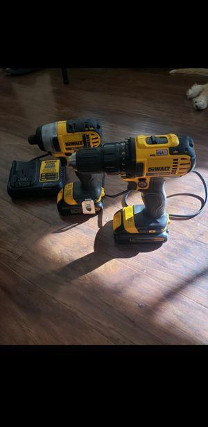 Dewalt two tool kit for Sale in Corona, CA