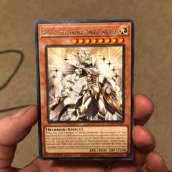Yugioh Black Luster Soldier SS for Sale in Castaic,  CA