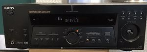 Sony AV Receiver Amplifier Tuner Stereo Digital Cinema Dolby Surround STR-DE675 for Sale in Lanham, MD