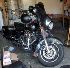 2007 Harley Davidson Street Glide FLHX for Sale in Oak Harbor, WA