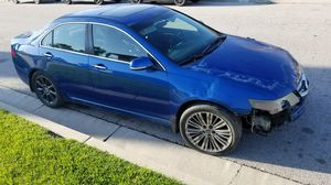 2004 Acura TSX PART OUT Air Bags Suspension K24a2 Engine JDM Auto Transmission for Sale in San Bernardino, CA