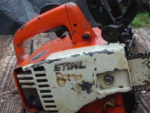 Stihl o15l chainsaw for Sale in Commerce, GA