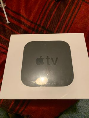 ***BRAND NEW PLASTIC SEALED**Apple TV 4K HDR 32GB for Sale in Los Angeles, CA