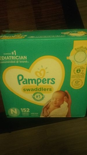 Pampers Newborn for Sale in Humble, TX