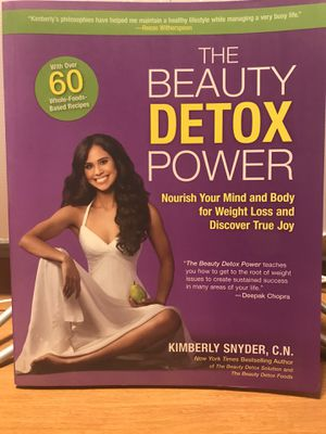 The Beauty Detox Power by Kimberly Snyder,CN for Sale in Clovis, CA