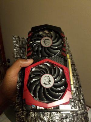 Msi Nvidia Geforce GTX 1050Ti Gaming X for Sale in Holland, MI
