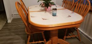 Kitchen table and chairs for Sale in Levittown, PA