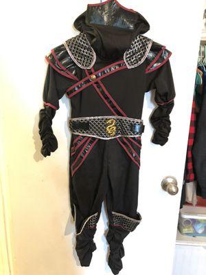NINJA HALLOWEEN COSTUME for Sale in Pomona, CA