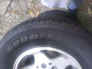 like new tires and rims for Sale in Dallas, GA