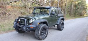 2009 Jeep Wrangler X for Sale in Boiling Springs, SC