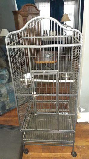 Real nice bird cage for Sale in Cleveland, OH