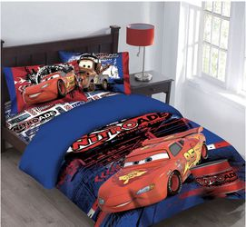 Lightning McQueen Comforter ONLY Twin for Sale in Queens,  NY