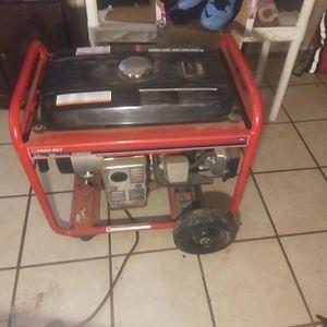Briggs & Stratton Troy Bilt 3500 Generator for Sale in Oklahoma City, OK