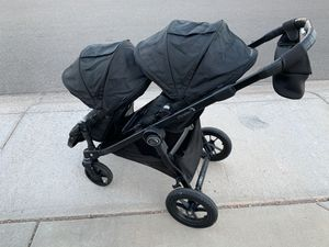 Baby Jogger City Select Double Stroller for Sale in Chandler, AZ