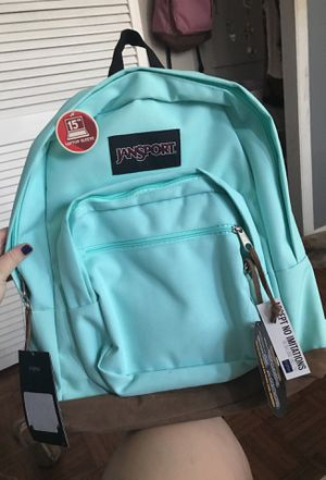 """Brand new jansport backpack with 15"""" laptop sleeve for Sale in IND CRK VLG, FL"""