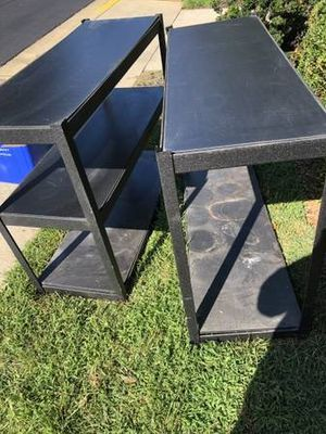 sturdy garage shelves for Sale in Silver Spring, MD