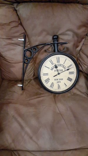 Railroad station clock for Sale in Oceanside, NY