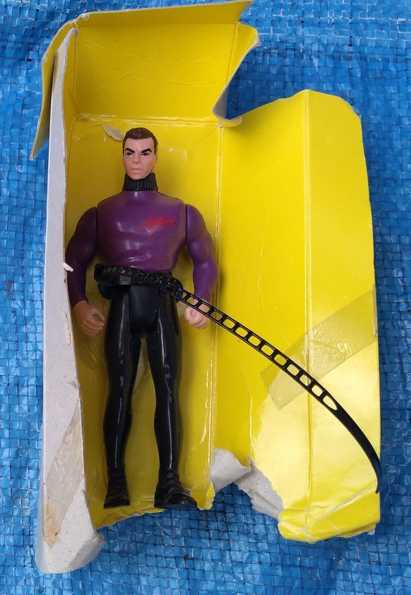 1992 Kenner Batman Returns Bruce Wayne Action Figure Vintage Collectible
