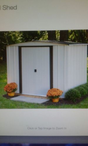 Newport 8ft. × 6ft. Steel shed for Sale in Stockton, CA