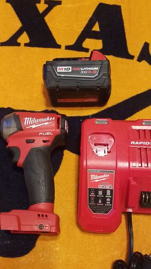 Milwaukee HEX IMPACT DRILL for Sale in Brownsville, TX