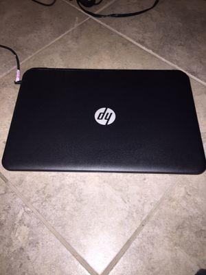 HP 15 notebook laptop for Sale in Brandon, FL