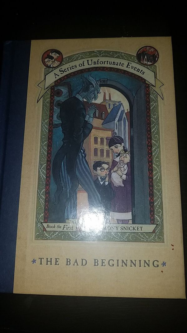 A Series of Unfortunate Events:The Bad Beginning