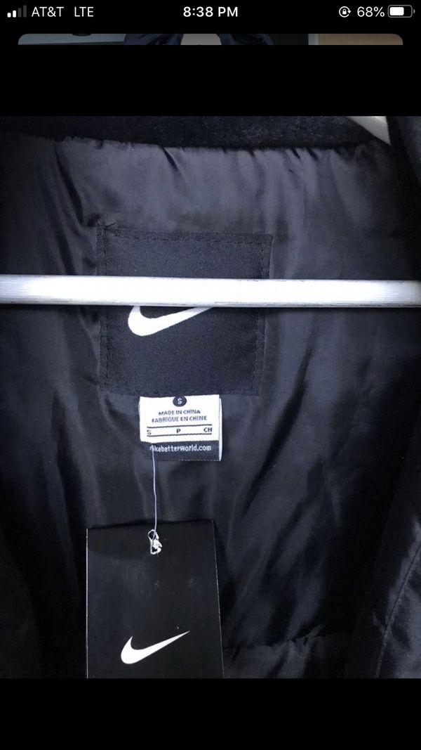 Nike weather proof long jacket(brand new)
