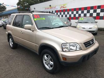 2001 Honda Cr-V for Sale in Fife,  WA
