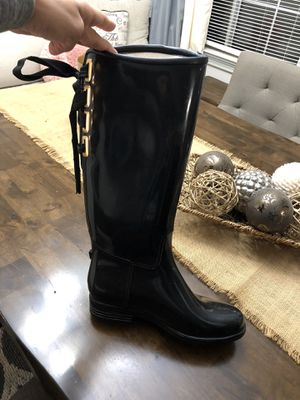 Woman rain boots for Sale in Ceres, CA