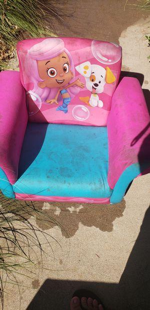 Bubble guppie kids chair for Sale in Glendale, AZ