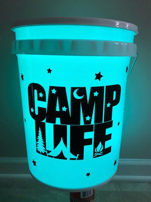 LED Camping Buckets for Sale in Orlando, FL