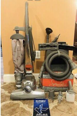 Vacuum Kirby Sentria and all accessories for Sale in Santa Clarita, CA
