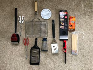 Barbecue and kitchen tools for Sale in Fairfax, VA