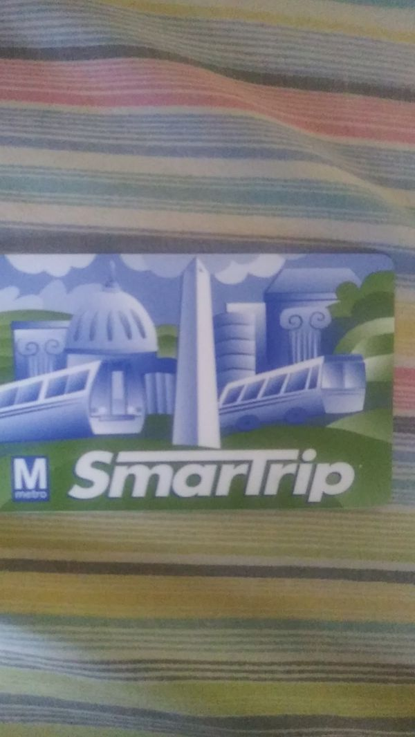 DEAL!!! SMART TRIP CARD $50 LIMIT