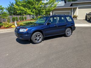 2006 Subaru Forester X Sport AWD low miles !!! for Sale in Portland, OR