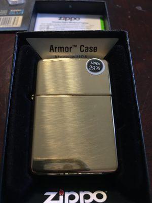 New ZIPPO Lighter ARMOR CASE for Sale in Wilmington, MA