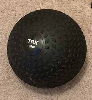30 lbs slam/medicine ball for Sale in Fort Lauderdale, FL