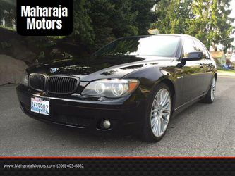 2006 BMW 7 Series for Sale in Seattle,  WA