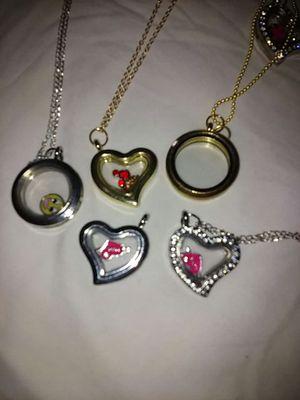 Mother's Day Sale Orgami Locket necklaces for Sale in El Paso, TX