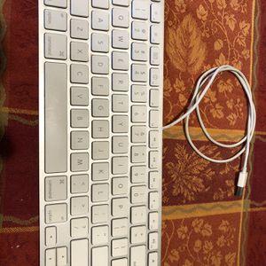 Apple Wired Keyboard for Sale in Phoenix, AZ