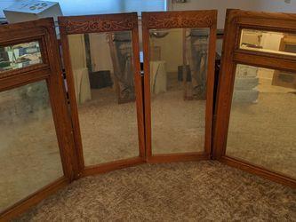 Beautiful Vintage Mirror Set for Sale in Salem,  OR