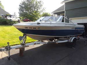 16ft Larson 115hp 1984 for Sale in Oregon City, OR